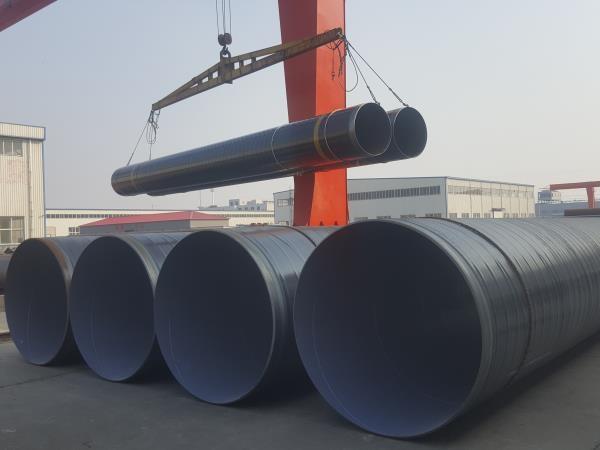 TPEP防腐钢管批发