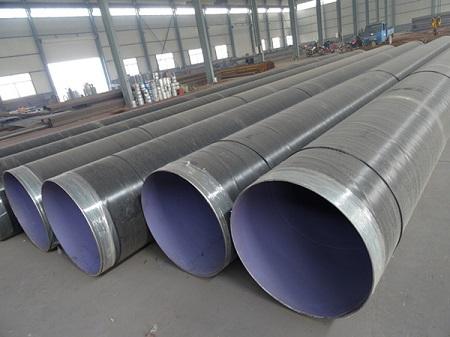 输水管道TPEP防腐钢管