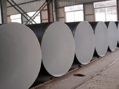 3PE防腐钢管生产工艺